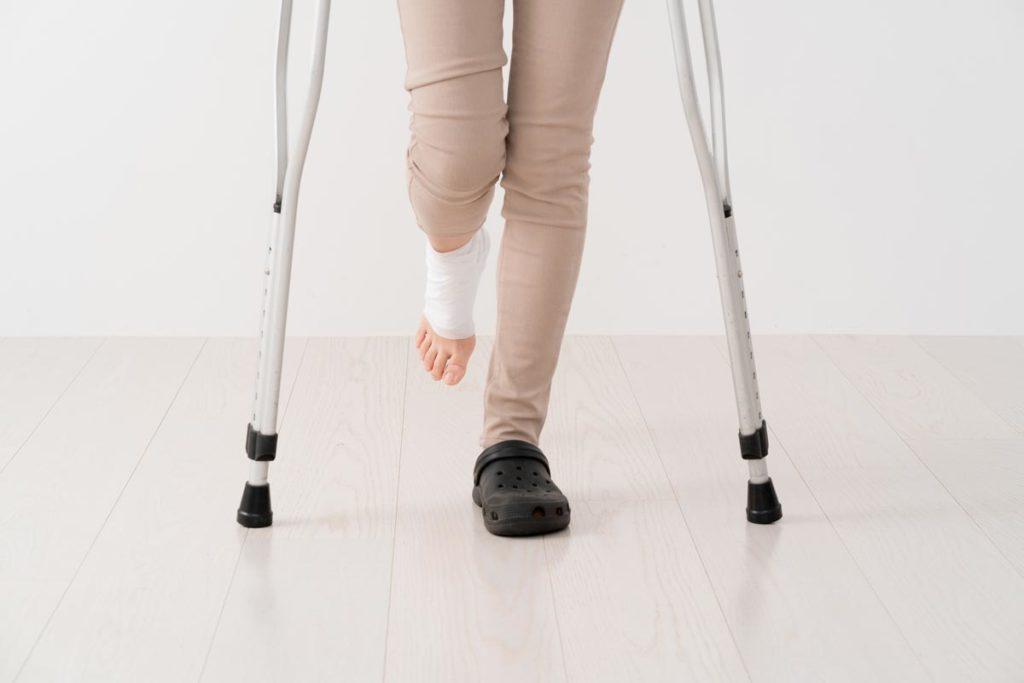 間違えられやすい骨折と脱臼の違いについて